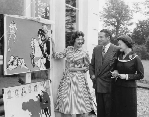 Laurence Olivier, Vivien Leigh