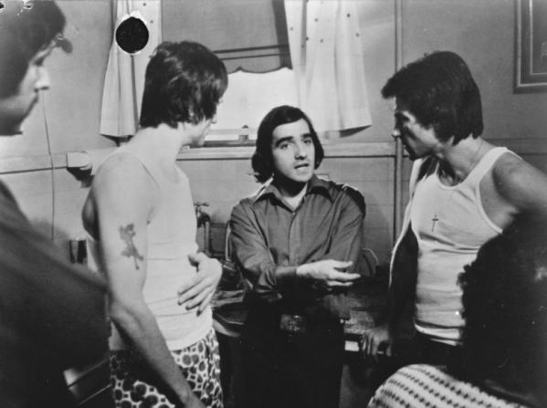 Martin Scorsese, Harvey Keitel, Robert De Niro