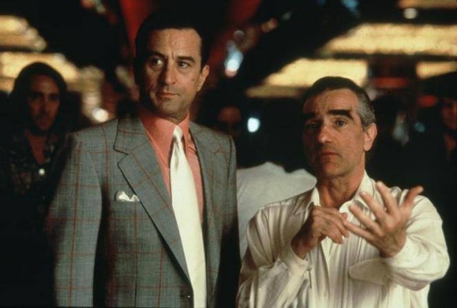 Martin Scorsese, Robert De Niro