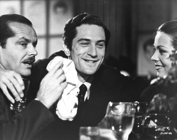 Robert De Niro, Jack Nicholson, Ingrid Boulting