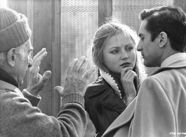 Robert De Niro, Ingrid Boulting, Elia Kazan