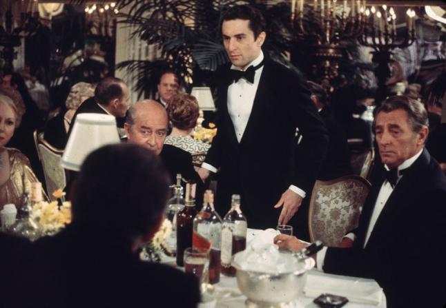 Robert De Niro, Robert Mitchum, Ray Milland