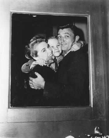Janet Leigh, Robert Mitchum