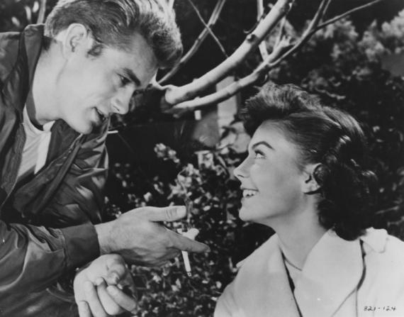 James Dean, Natalie Wood