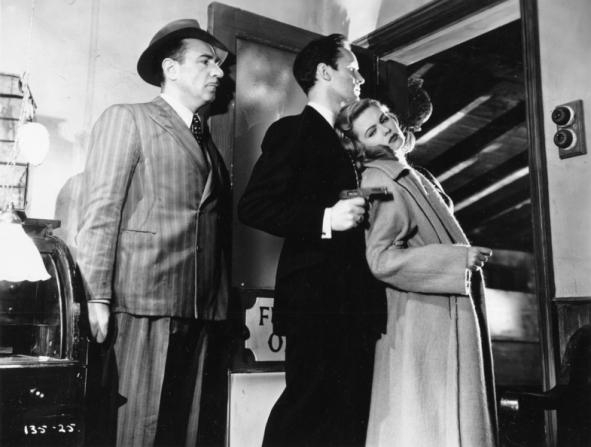 Sally Gray, Griffith Jones, Charles Farrell