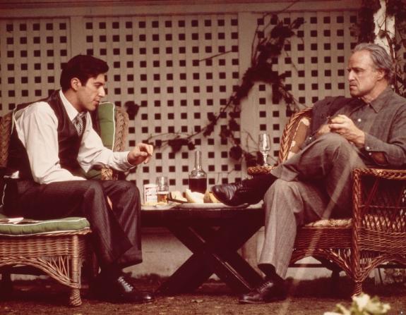 Marlon Brando, Al Pacino