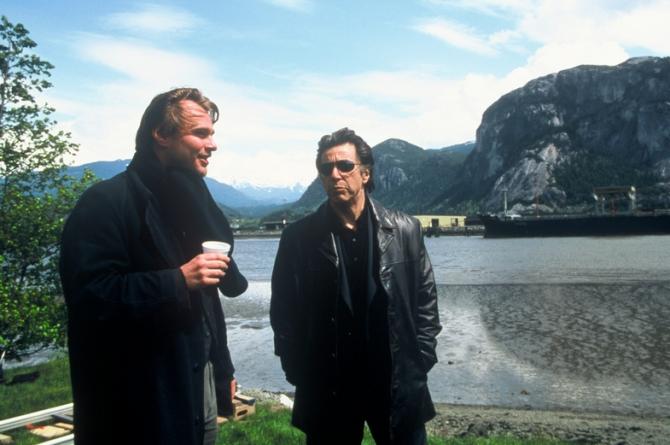 Al Pacino, Christopher Nolan