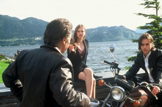 Al Pacino, Katharine Isabelle, Jonathan Jackson