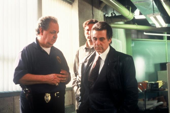 Al Pacino, Martin Donovan, Paul Dooley