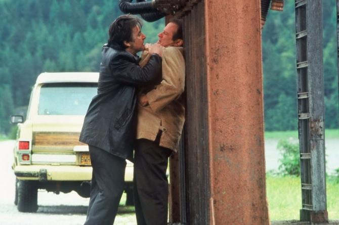 Al Pacino, Robin Williams