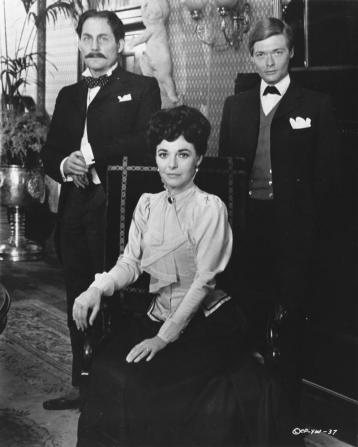 Robert Shaw, Anne Bancroft, Simon Ward