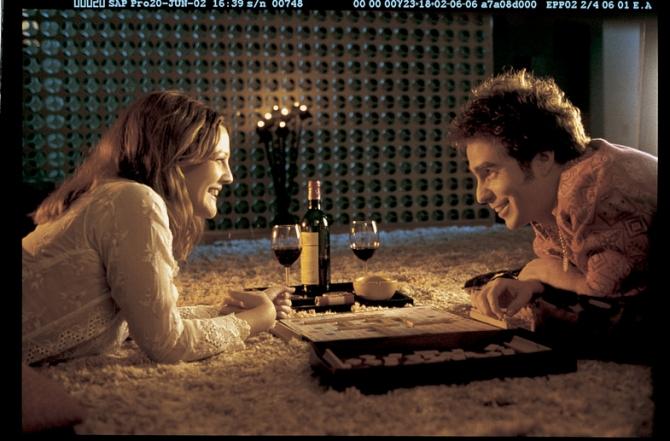 Sam Rockwell, Drew Barrymore