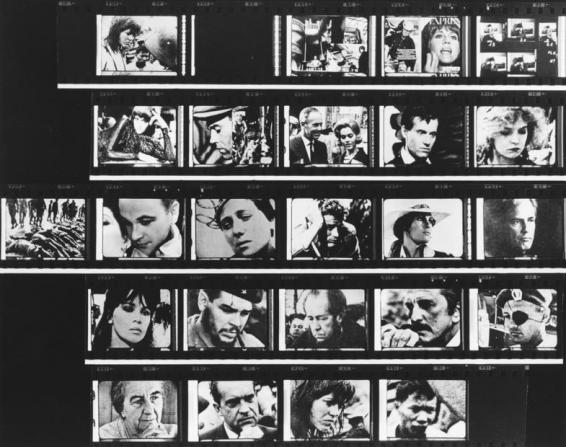 Jane Fonda, Henry Fonda, Lillian Gish, James Dean, Marlon Brando, Raquel Welch, Richard M. Nixon, Kirk Douglas, Che Guevara