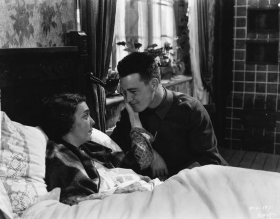 Lew Ayres, Beryl Mercer