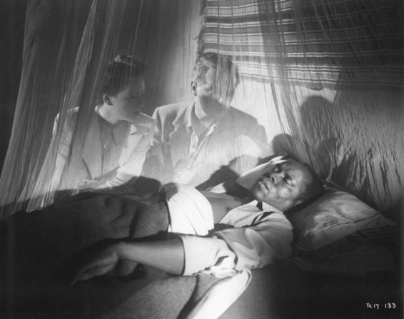 Phyllis Calvert, Eric Portman, Robert Adams