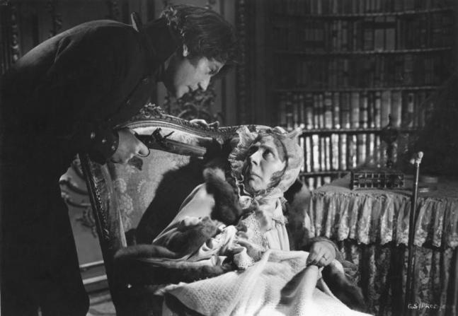Anton Walbrook, Edith Evans