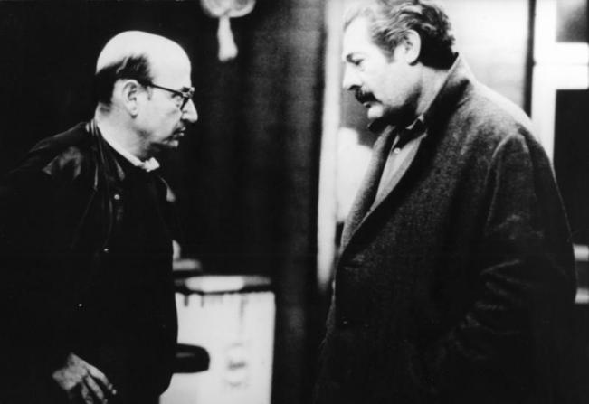 Theo Angelopoulos, Marcello Mastroianni