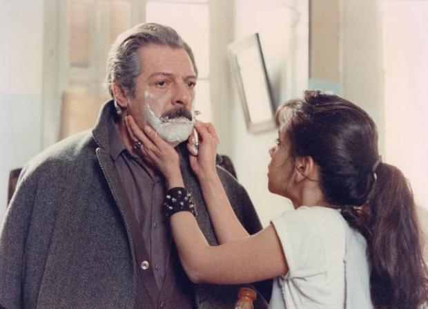 Marcello Mastroianni, Nadia Mourouzi
