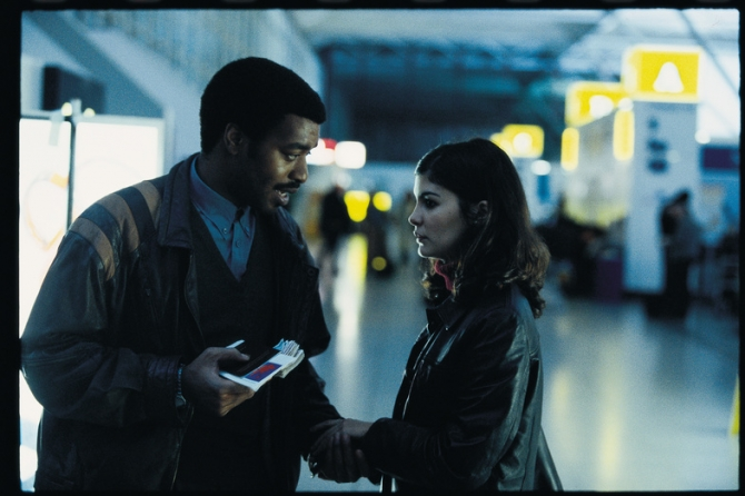 Chiwetel Ejiofor, Audrey Tautou