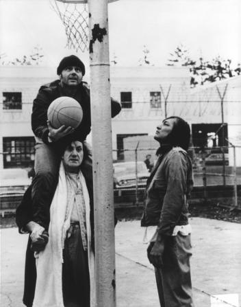 Jack Nicholson, Josip Elic, Will Sampson