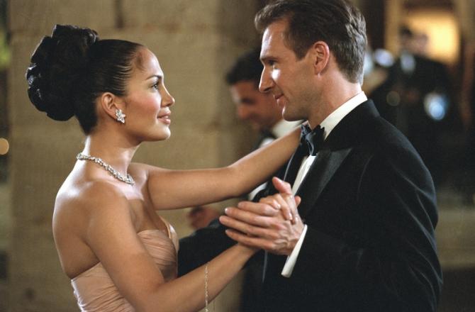 Jennifer Lopez, Ralph Fiennes