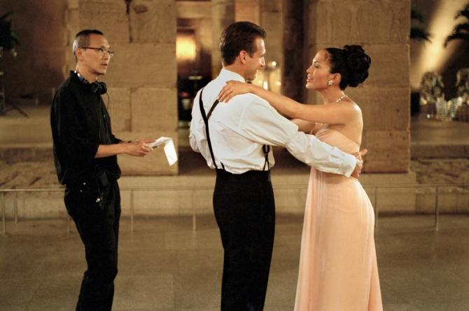 Wayne Wang, Ralph Fiennes, Jennifer Lopez