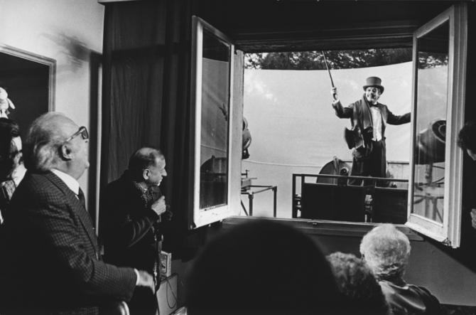 Federico Fellini, Marcello Mastroianni