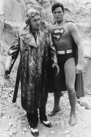 Gene Hackman, Christopher Reeve