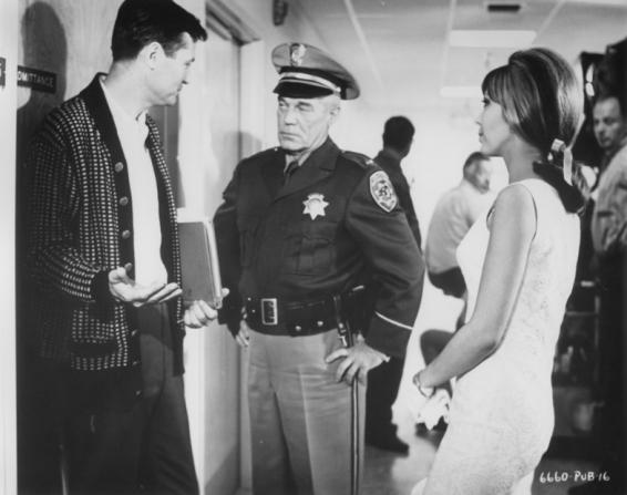Nancy Sinatra, Roger Corman, Frank Gerstle