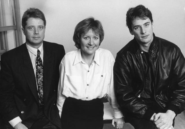 Sarah Radclyffe, Tim Bevan, Graham Bradstreet