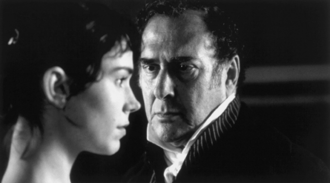 Frances O'Connor, Harold Pinter