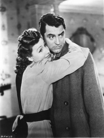 Cary Grant, Irene Dunne