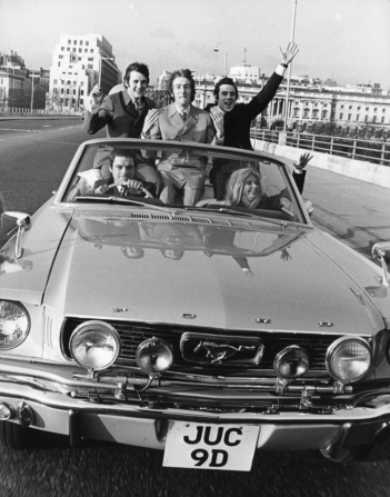 David Jason, Denise Coffey, Michael Palin, Eric Idle, Terry Jones