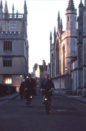 Jim Broadbent, Judi Dench, James Stewart