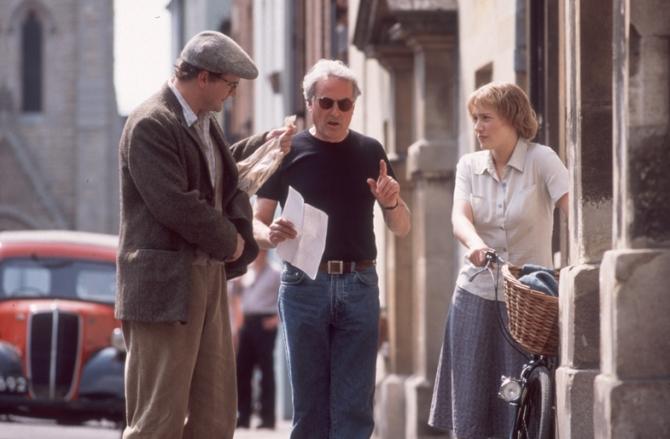 Hugh Bonneville, Richard Eyre, Kate Winslet, James Stewart