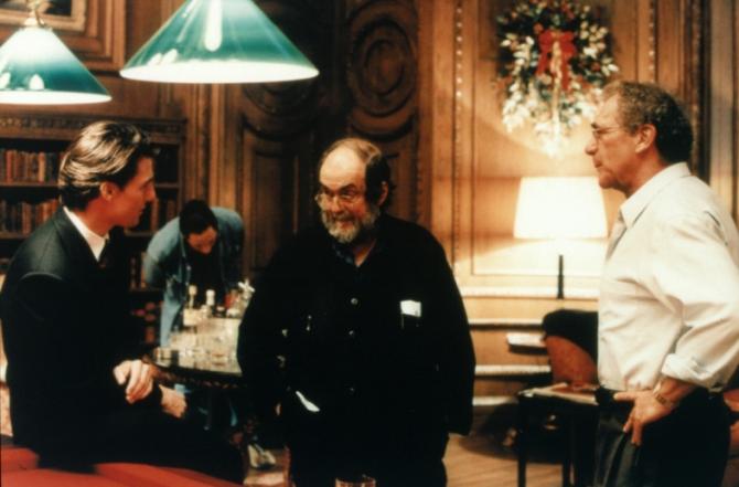 Tom Cruise, Stanley Kubrick, Sydney Pollack