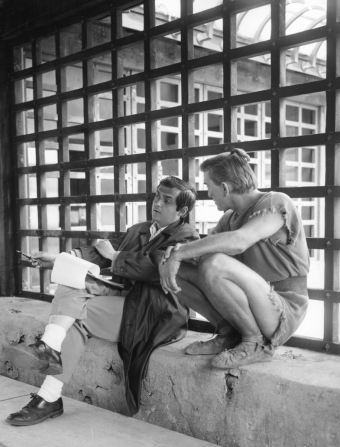 Stanley Kubrick, Kirk Douglas