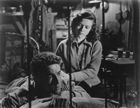 Farley Granger, Cathy O'donnell