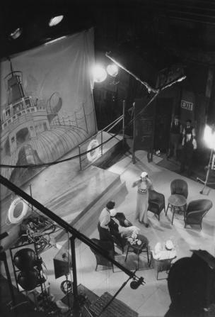 Gainsborough Studios, James Stewart