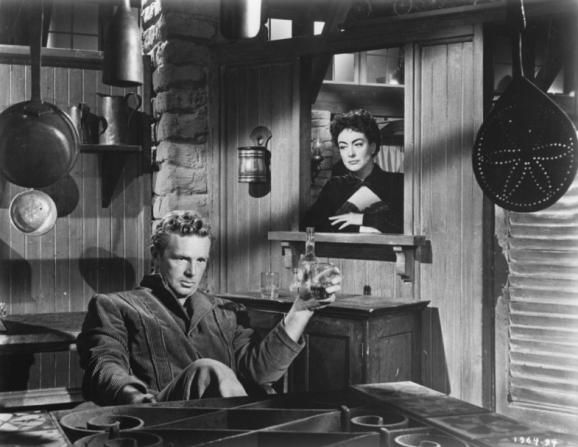 Sterling Hayden, Joan Crawford