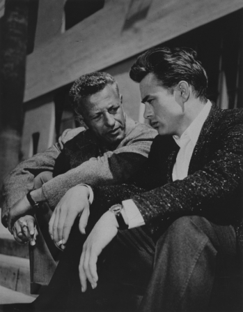 Nicholas Ray, James Dean