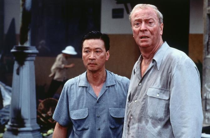Michael Caine, Tzi Ma
