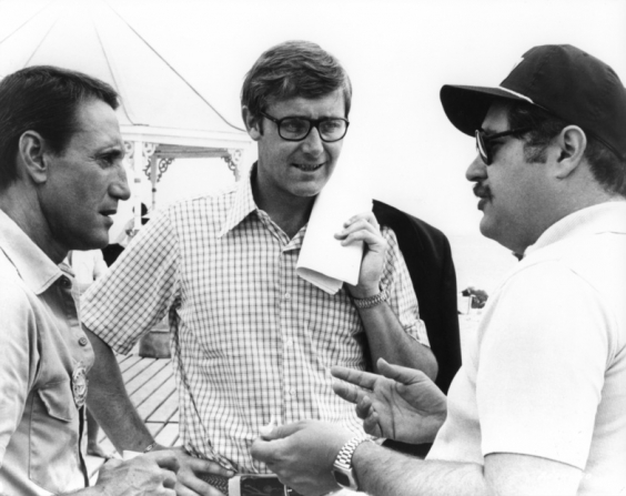 Roy Scheider, Peter Benchley, Carl Gottlieb