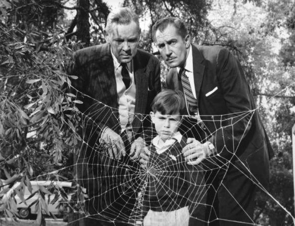 Herbert Marshall, Charles Herbert, Vincent Price
