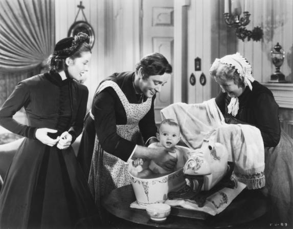 Katharine Hepburn, Herbert Marshall