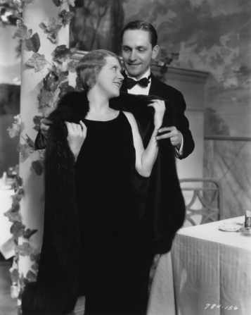 Ruth Chatterton, Fredric March