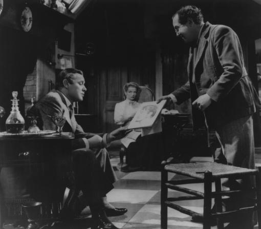 Herbert Marshall, Steven Geray, Doris Dudley