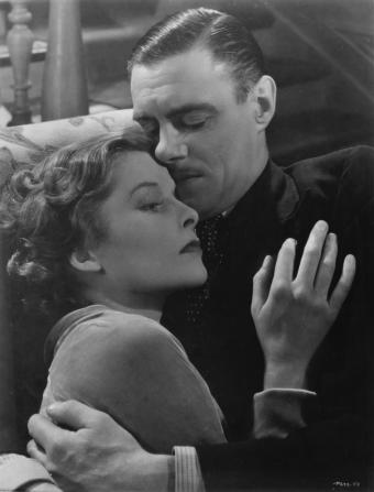 Katharine Hepburn, Colin Clive, James Stewart