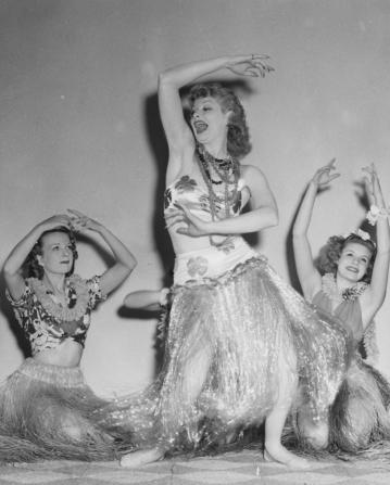 Lucille Ball, James Stewart