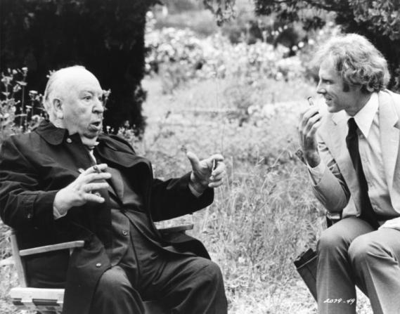 Bruce Dern, Alfred Hitchcock